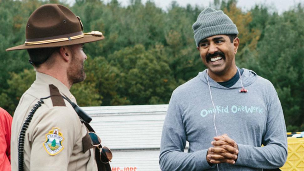 jay chandrasekhar amazon
