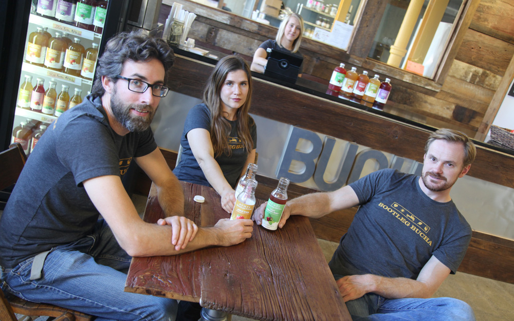 Meet the Folks at Bootleg Bucha | The Public