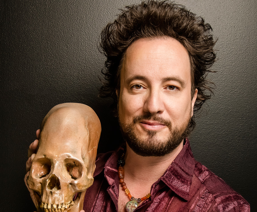 Interview: Giorgio A. Tsoukalos | The Public