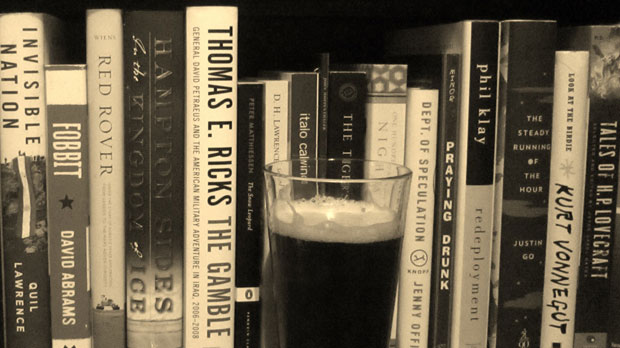 Image result for books beer