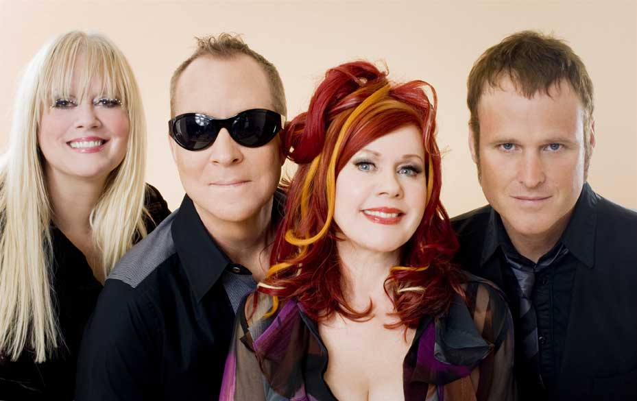 The b 52s with the bpo the public for B b com