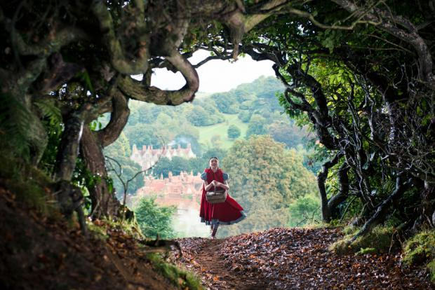 Lilla Crawford in Into the Woods.