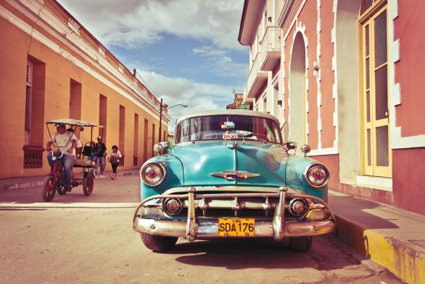 chevrolet a lo cubano by JaumeEscofet