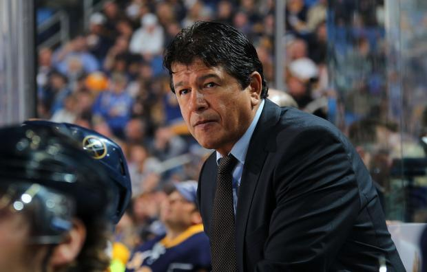 Photo by Bill Wippert; courtesy of the Buffalo Sabres.