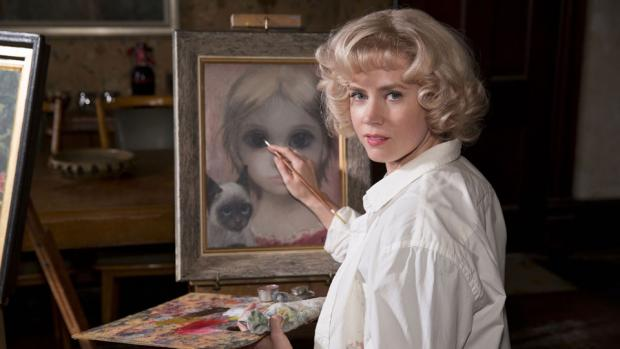Amy Adams in Big Eyes.