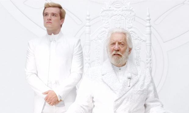 The Hunger Games: Mockingjay Part 1 opens in cinemas this week.