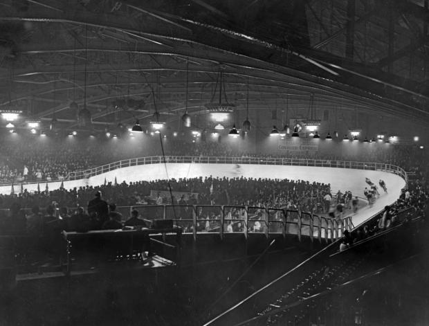 Broadway Auditorium - 1938 (Courtesy of the Buffalo History Museum)