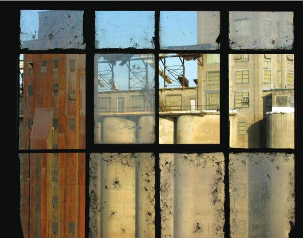 Silo City Dreamsby Catherine Linder Spencer.