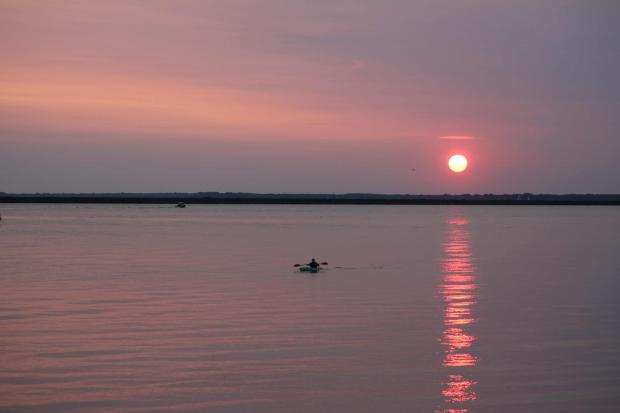 Is the sun setting or rising regards public access on Buffalo's Outer Harbor. This week we may know!