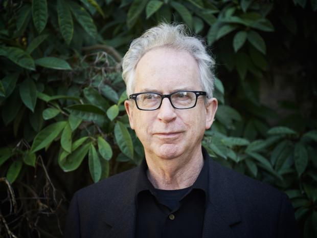 Novelist Peter Carey.