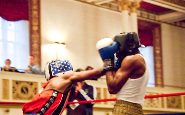 Photos from 2012 Golden Gloves tournament by Ginny Rose Stewart