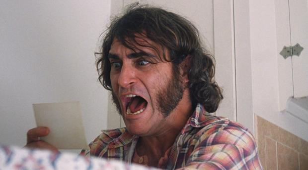Joaquin Phoenix in Inherent Vice.