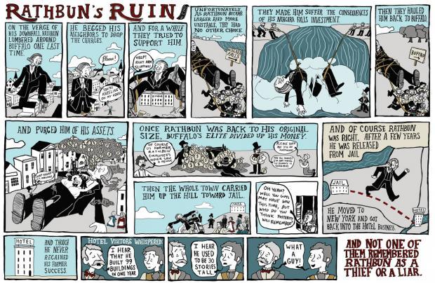 Rathbun's Ruin by Caitlin Cass.
