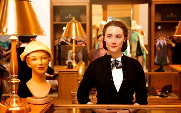 Saoirse Ronan in Brooklyn.