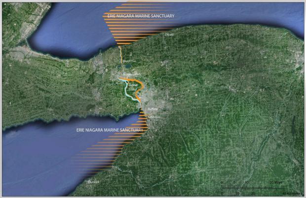 The proposed Erie Niagara Marine Sanctuary