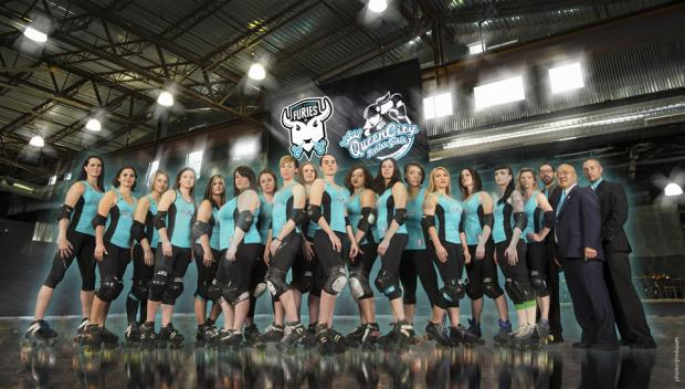 The Lake Effect Furies. Photo by Jim Bush.