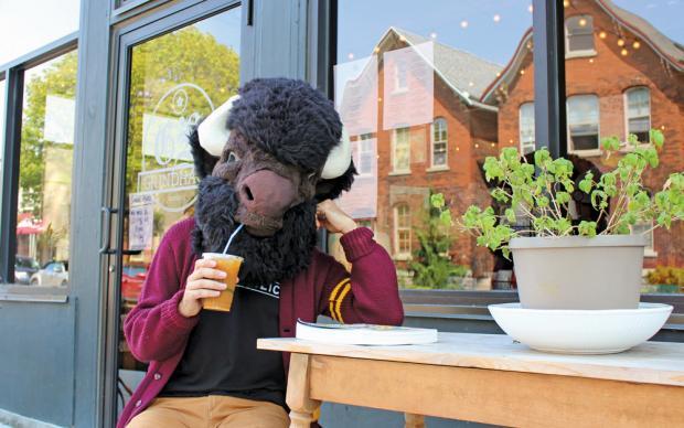 Grindhaus Cafe, 160 Allen Street
