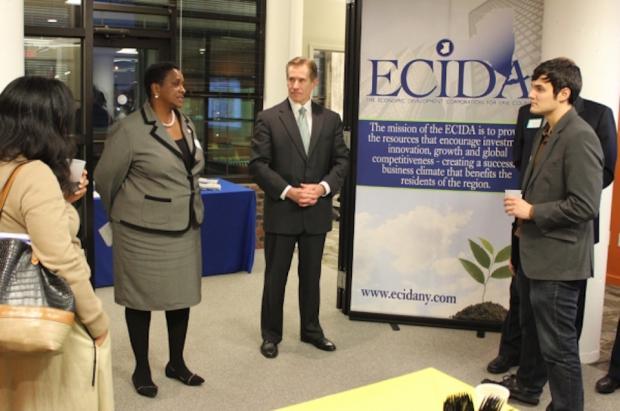 ECIDA chair and Buffalo Urban League director Brenda McDuffie.