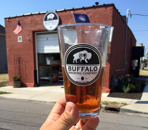 Photo courtesy of Buffalo Brewing Company