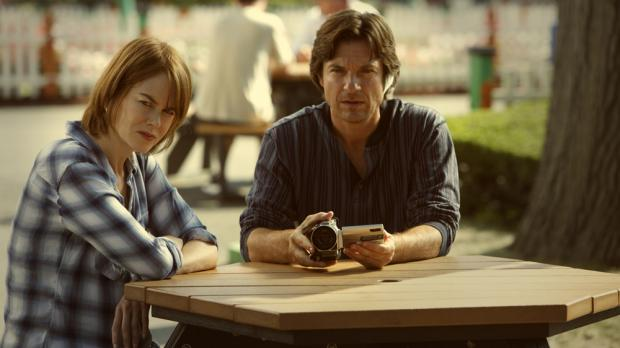 Nicole Kidman and Jason Bateman in The Family Fang.