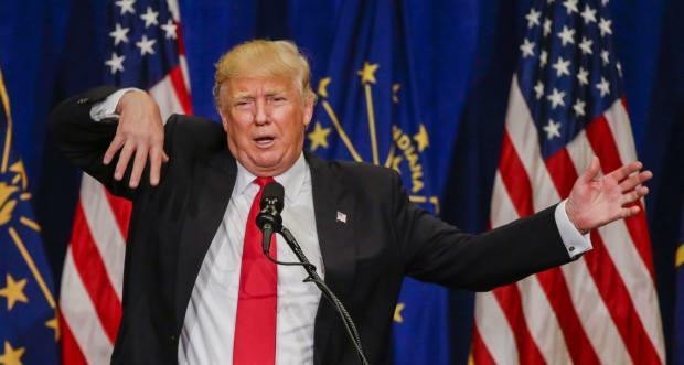 Bubba Trump, Grand Klaxon of All Assholes.