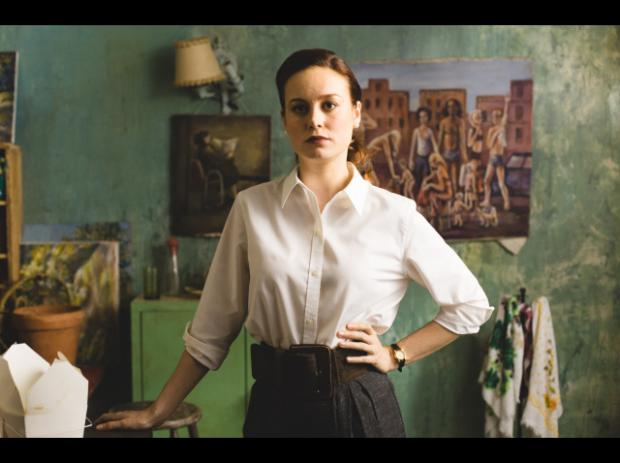 Brie Larson in The Glass Castle.