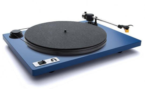 U-Turn's basic turntable.