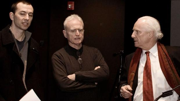 From left to right: Neil Wechsler, David Oliver, and Vincent O'Neill.