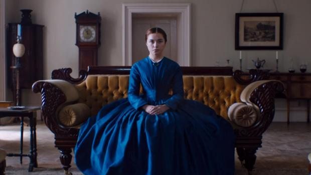 Florence Pugh in Lady Macbeth.