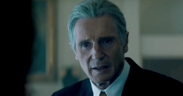 Liam Neeson as Mark Felt, a.k.a Deep Throat.