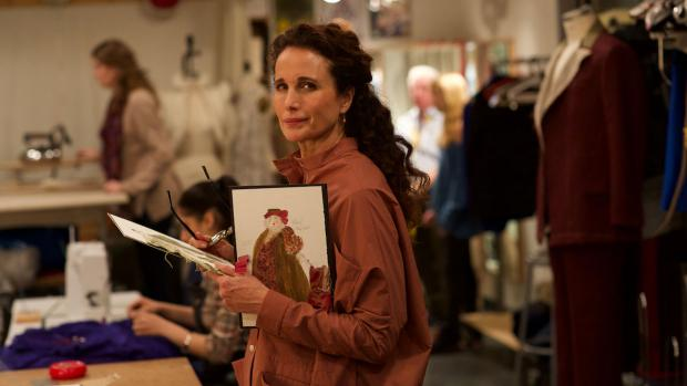 Andie MacDowell in Love After Love.