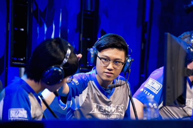 Last spring, collegiate esports teams—including a team from UB—traveled to Los Angeles for a tournament that awarded $500,000 in scholarships as prizes. Photo by Carlton Beener.