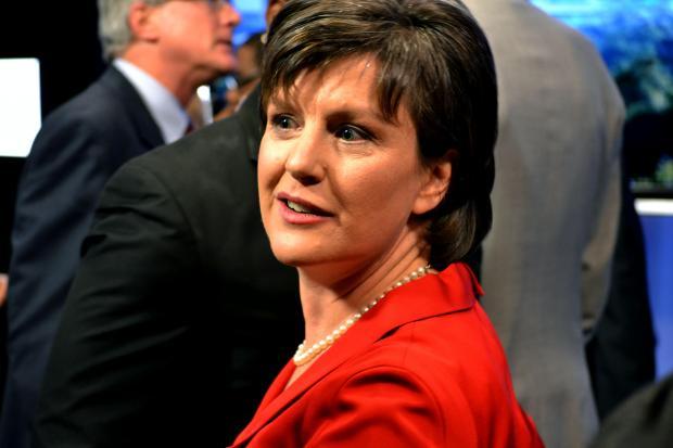 Independent gubernatorial candidate Stephanie Miner. Image courtesy of wrvo.com.