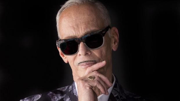 John Waters brings his Christmas show to Babeville on Friday, December 7. Photo by Greg Gorman.