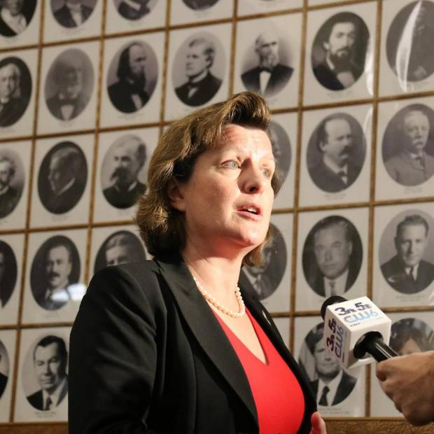 Former Syracuse mayor Stephanie Miner has declared her intion to run for governor of New York as an independent candidate.
