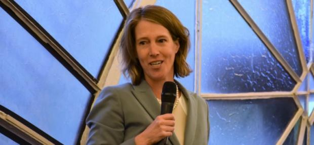 Zephyr Teachout, candidate for New York State Attorney General. Photo by Rebecca Lewis.
