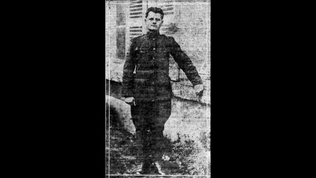 Casimir Mazurek, a 26-year-old decorated World War veteran, was shot dead by Lackawanna Steel Company police during the Great Steel Strike of 1919.