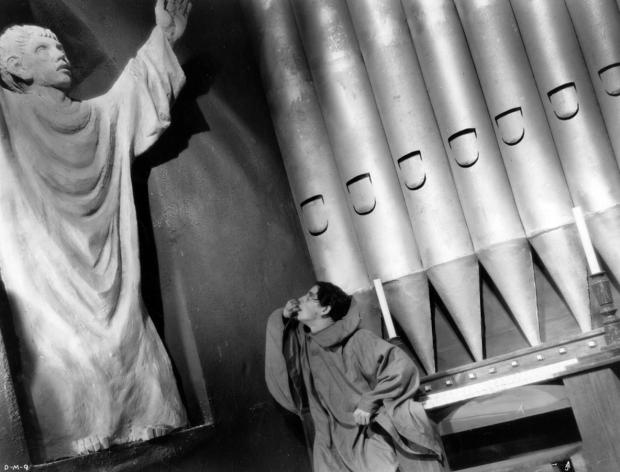 Restored by Martin Scorsese, the 1934 film Dos Monjes will screen on Thursday at 7:45 pm as part of the riverrun Global Film Series at the Burchfield Penney.