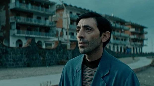 Cannes Best Actor winner Marcello Fonte has the title role in Matteo Garrone's Dogman.