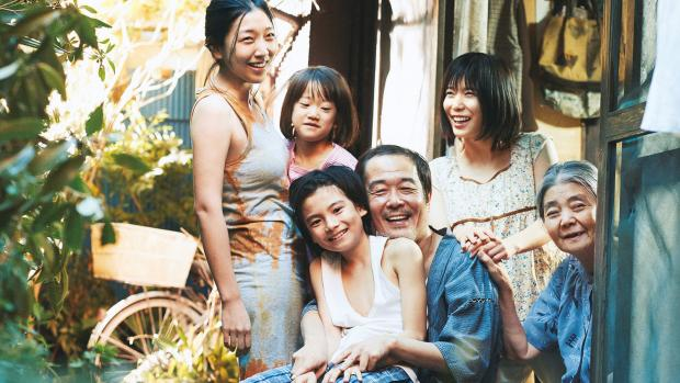 Shoplifters, an Oscar nominee for Best Foreign Language Film, is currently playing at the Dipson Eastern Hills.
