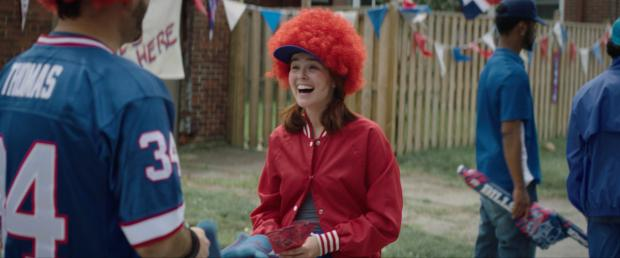 Zoey Deutch stars in Buffaloed.